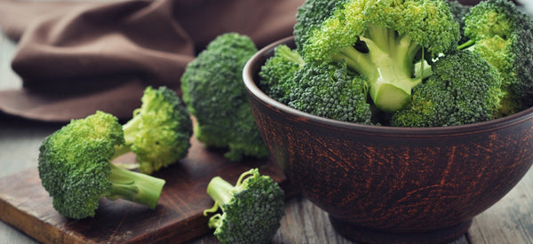 7 HEALTH BENEFITS OF BROCCOLI
