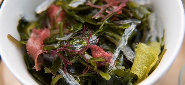 7 WAYS TO EAT MINERAL-RICH SEA VEGETABLES