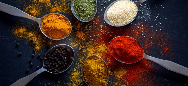 THE 9 BEST HERBS & SPICES TO BENEFIT YOUR HEALTHY SKIN