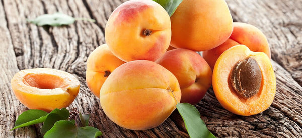 APRICOTS: ANTIOXIDANT BENEFITS FOR VIBRANT SKIN + HEALTH