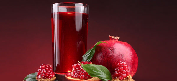 BOOST IMMUNITY AND BRIGHTEN SKIN WITH POMEGRANATE