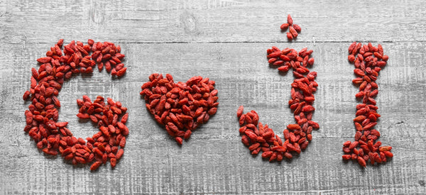THE IMMUNITY BOOSTING & SKIN-SOOTHING HEALTH BENEFITS OF GOJI BERRIES