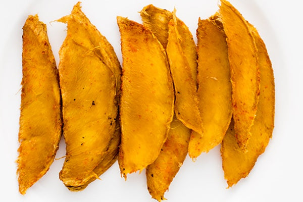 SPICY DRIED MANGO