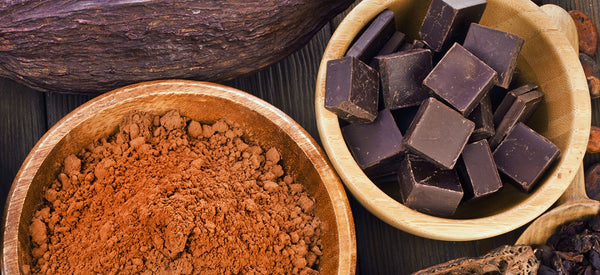 THE HEALTH BENEFITS OF ANTIOXIDANT-PACKED CACAO