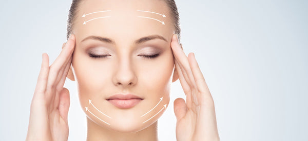 REAP THE BENEFITS OF FACIAL MASSAGE FOR DECREASED TENSION AND IMPROVED SKIN HEALTH