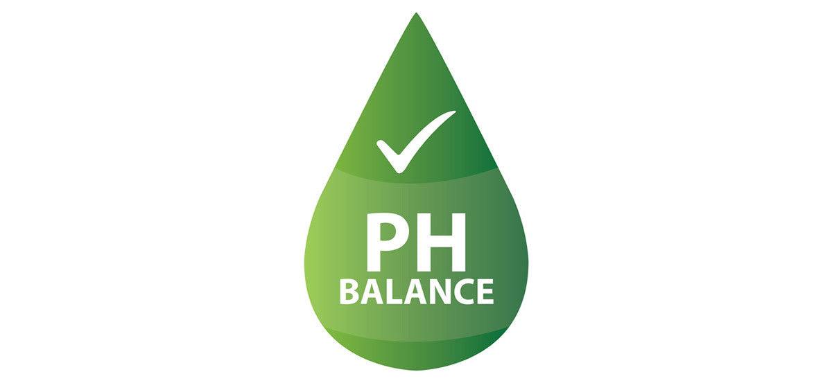HEALTHY SKIN STARTS WITH A GOOD pH BALANCE