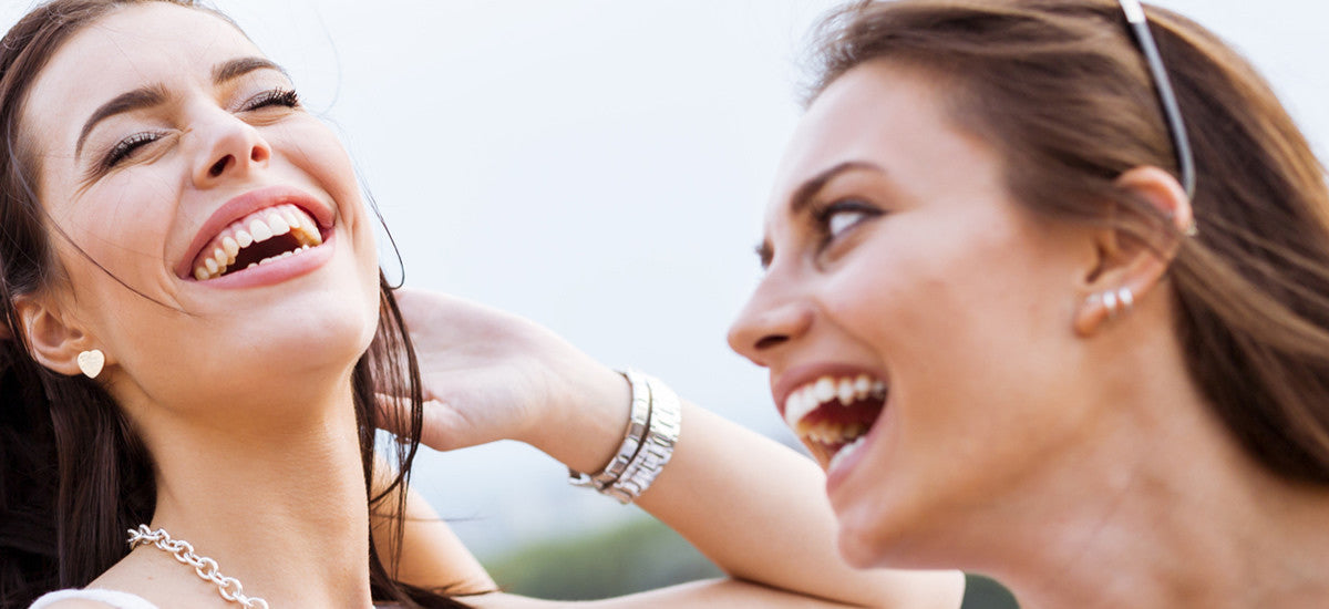 THE BENEFITS OF LAUGHTER FOR LASTING WELLNESS