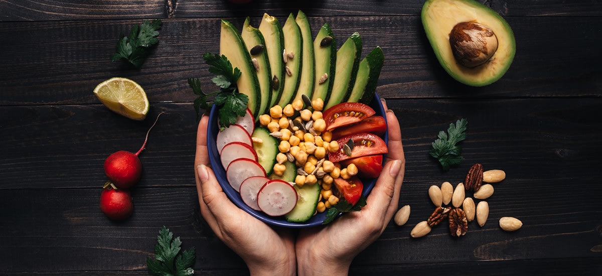 REAP THE BENEFITS OF A WHOLE-FOOD, PLANT-BASED DIET