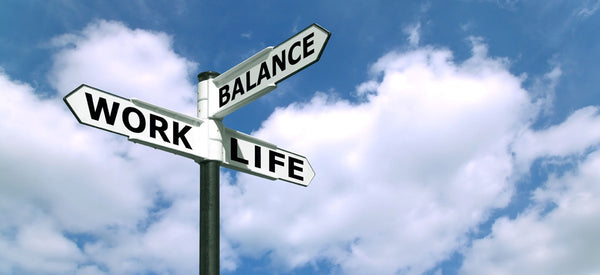 FINDING BALANCE IN YOUR LIFE CAN BOOST YOUR HEALTH + HAPPINESS