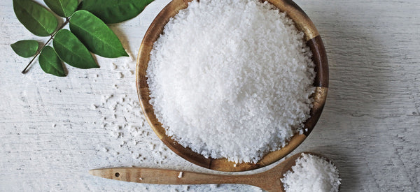 SHAKE IT OFF: 3 MYTHS ABOUT SALT