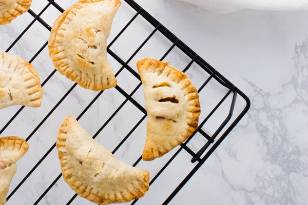 MINI PEACH HAND PIES