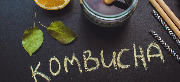 WHAT IS THE HEALTH HYPE ON KOMBUCHA'S HEALTH BENEFITS?