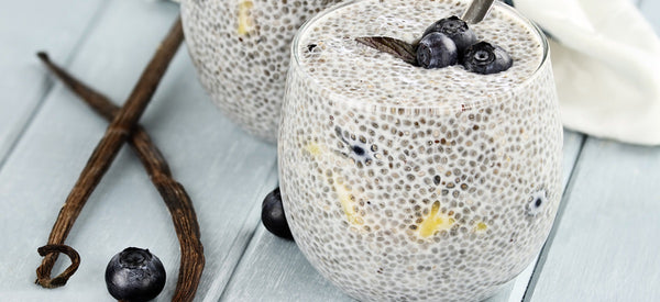 THE SKIN HEALTH BENEFITS OF EATING CHIA SEEDS