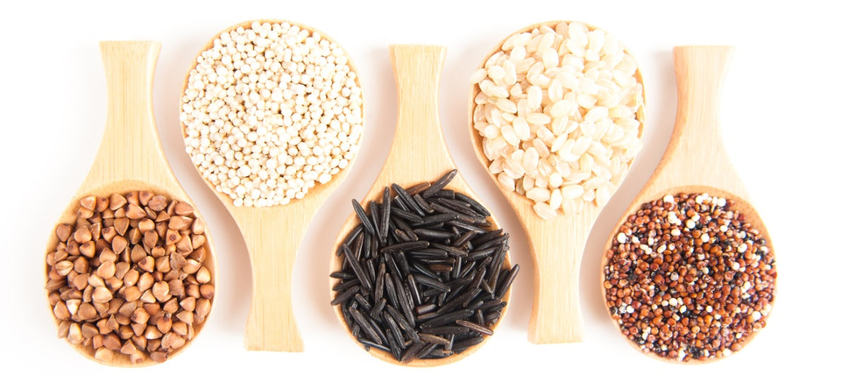 DISCOVER THE BENEFITS OF WHOLE GRAINS (AND LEARN HOW TO COOK THEM!)