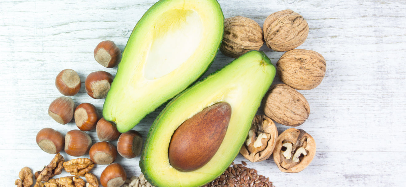 HOW TO INCLUDE HEALTHY FATS INTO YOUR DIET