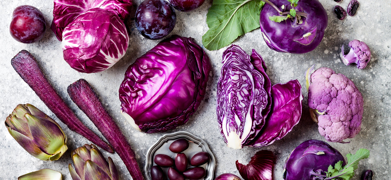 10 PURPLE FOODS WITH POWERFUL HEALTH BENEFITS