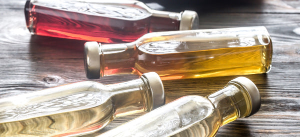 4 TYPES OF VINEGAR FOR TOTAL WELLNESS