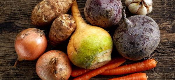 POWERFUL HEALTH & WELLNESS BENEFITS OF ROOT VEGETABLES