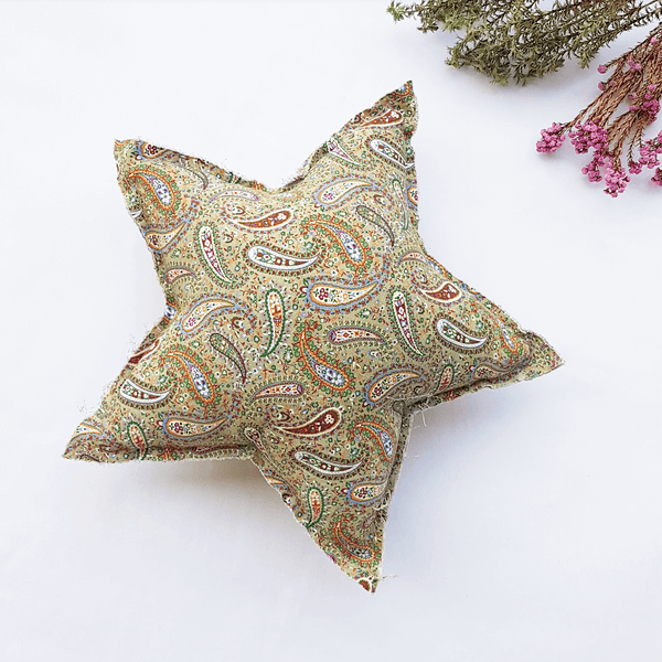 Children star cushion - india
