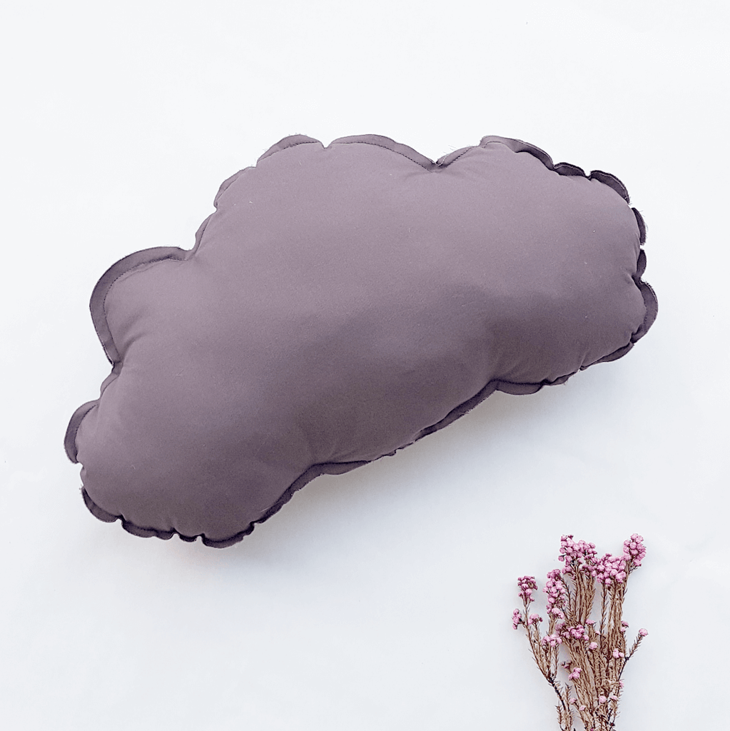 Children cloud cushion - purple