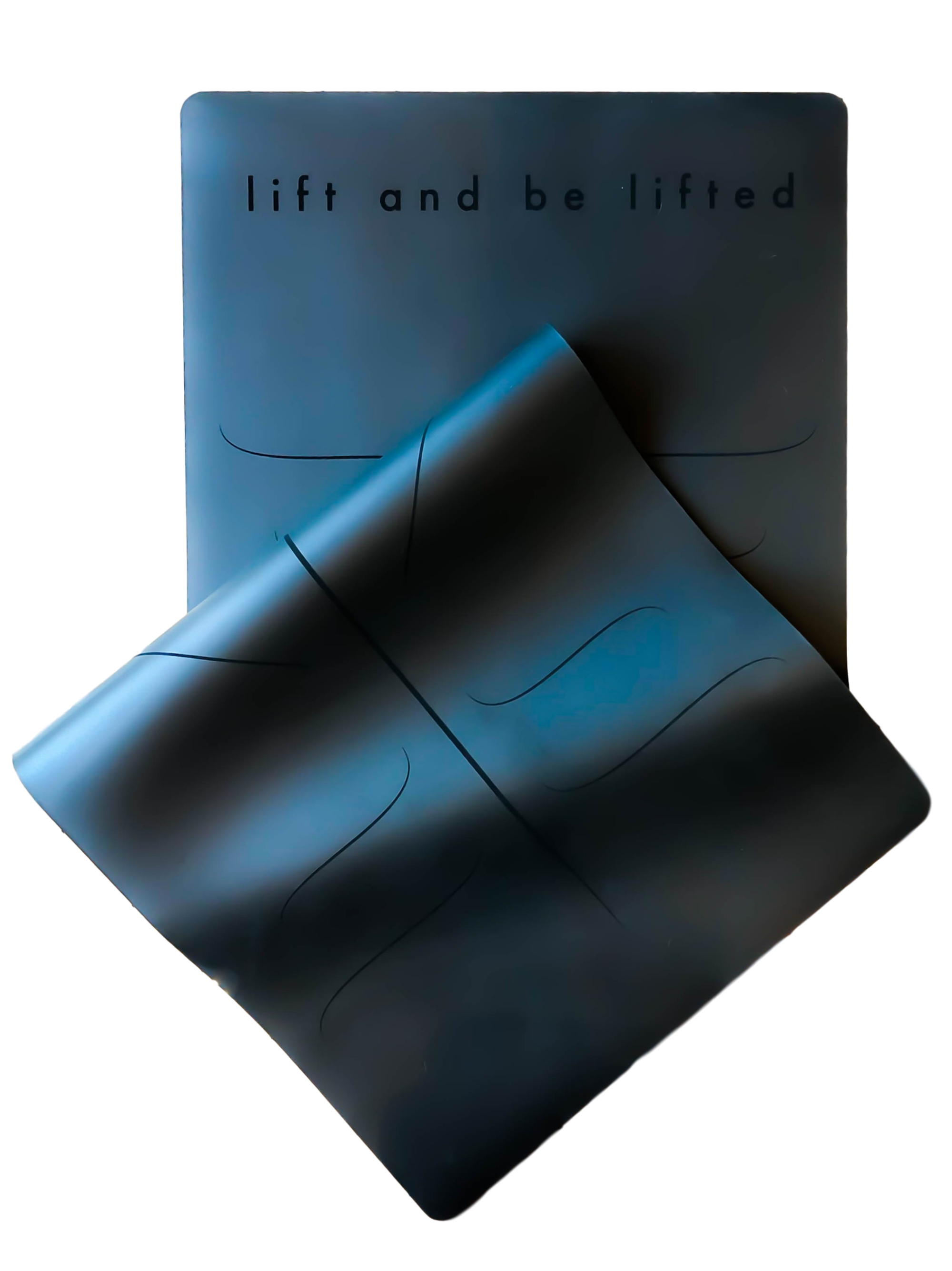 Lift And Be Lifted Yoga Mat