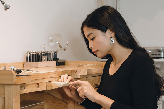 Creator of Cadette Jewellery Allison Asis on Following Her Calling