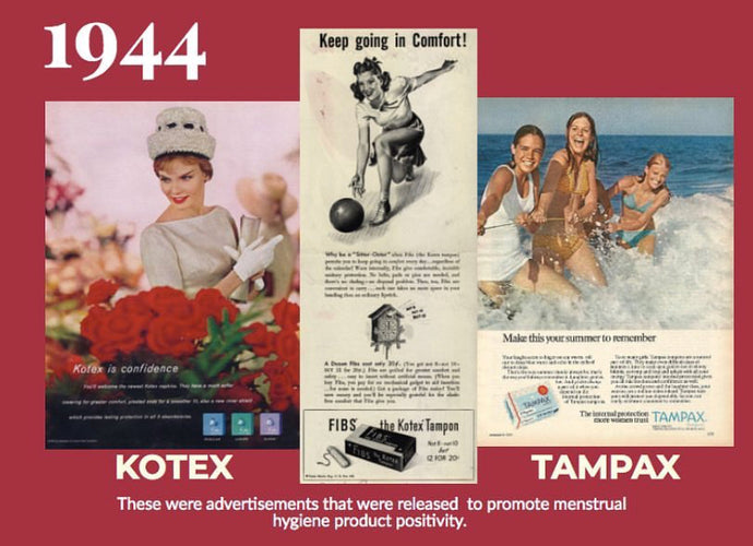 The History of the Tampon