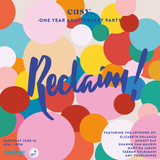 RECLAIM: easy. one year anniversary
