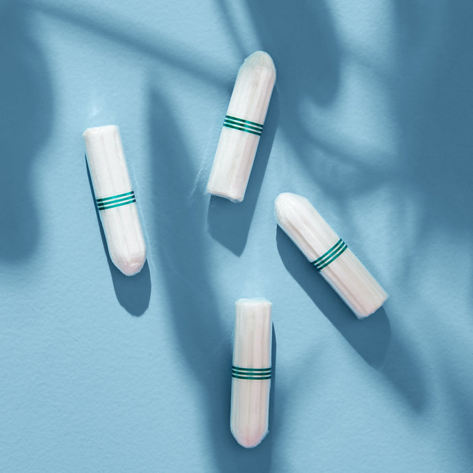 Heavy Tampons without Applicator