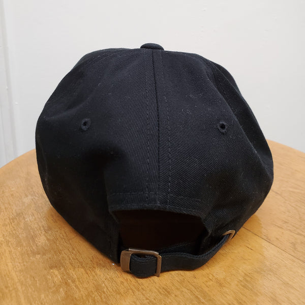 Black Dad Cap