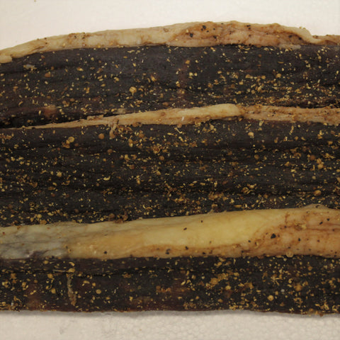 Natural Whole Beef Biltong - 2 pounds