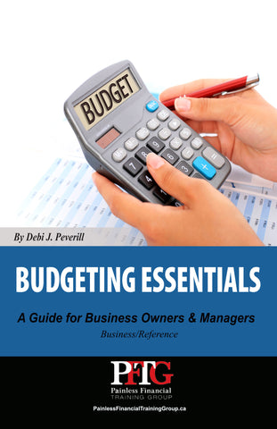 Budgeting Essentials: Electronic Book (KINDLE)