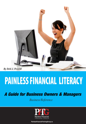 Painless Financial Literacy: Electronic Book (KINDLE)