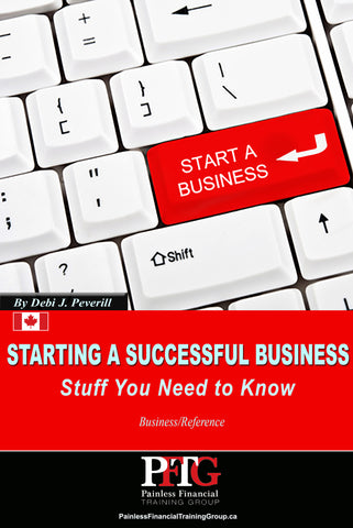 Starting a Successful Business: Electronic Book (EPUB)