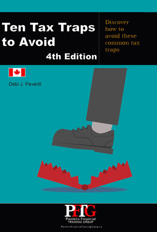 Ten Tax Traps to Avoid: 4th Edition (Paperback)