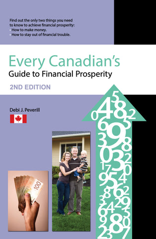 Every Canadians Guide to Financial Prosperity: Electronic Book (KINDLE)