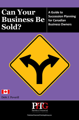 Can Your Business Be Sold? A Guide to Succession Planning for Canadian Business Owners