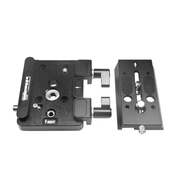 Mottus Quick Release Adapter With Plate