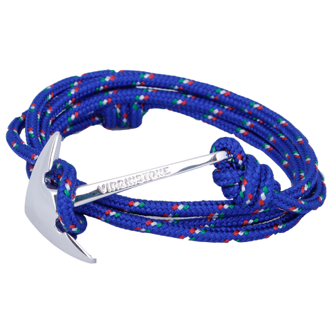 NYLON ITALY Silver anchor