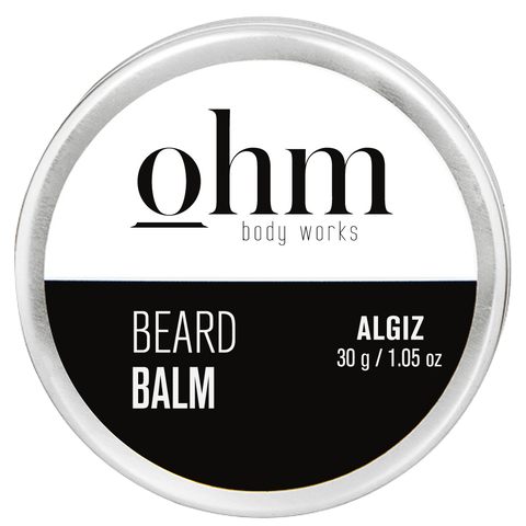 Ohm Body Works - Bálsamo para Barba Algiz