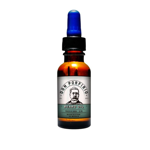 Don Porfirio - Tónico para Barba Tea Tree Original - BuenaBarba.com