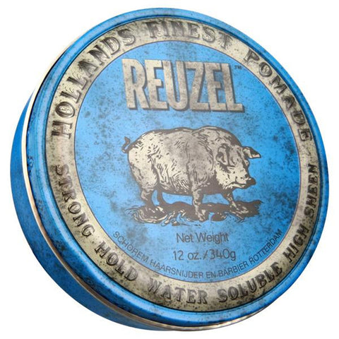 Reuzel - Blue Strong Hold Pomade Grande