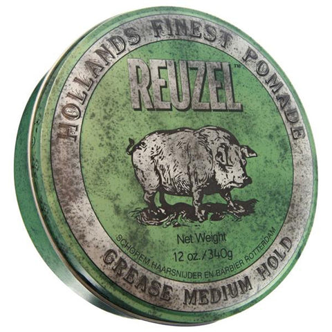 Reuzel - Green Pomade Grease Grande