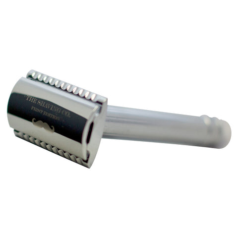 The Shaving Company - Rastrillo Safety Razor Metalico