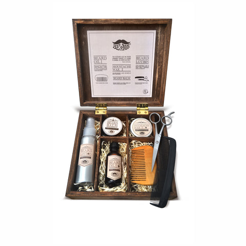 Be A Man - Kit para Barba