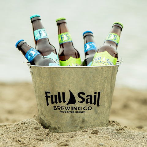 Full Sail Metal Bucket