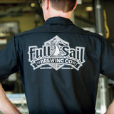 Full Sail Shield Work Shirt Black
