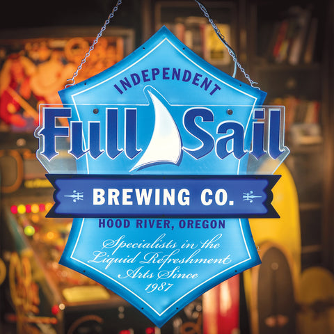 Full Sail LED Illuminated Sign