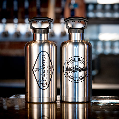 Stainless Steel Growler by Fifty/Fifty
