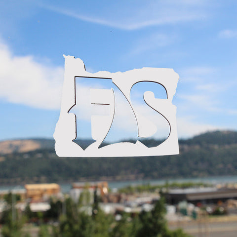 FS Oregon State Decal